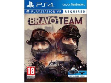 PS4 Bravo Team PS4