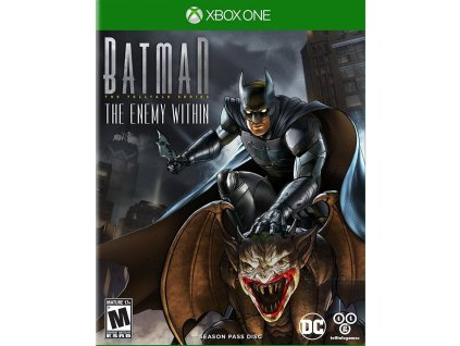 xbox one batman