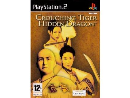 PS2 Crouching Tiger hidden dragon PS2