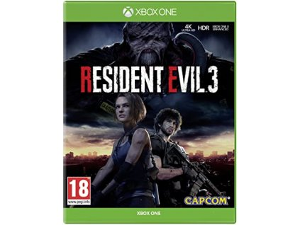 xbox one re 3