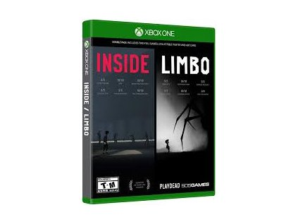 Inside Limbo Double Pack XBOX