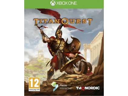 XBOX ONE Titan Quest (nová)