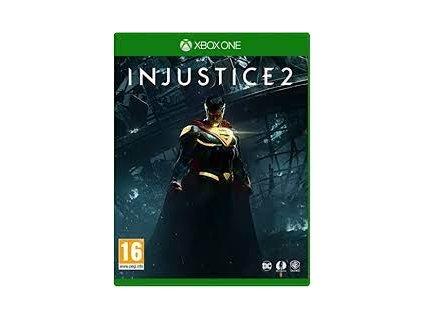 XBOX ONE Injustice 2 (nová)