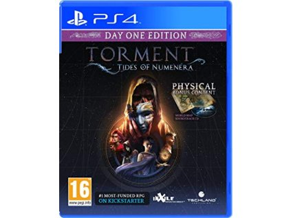 PS4 Torment: Tides of Numenera - Day 1 Edition (nová)
