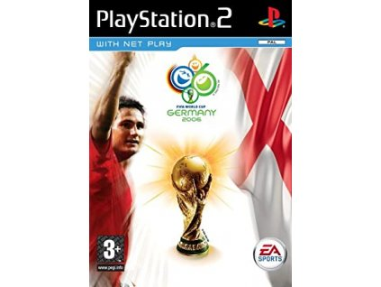 ps2 fifa world cup 2006 germany
