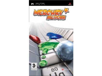 psp mercury