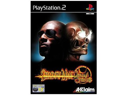 PS2 Shadow Man: 2econd Coming