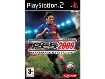 PS2 Pro Evolution Soccer 2009