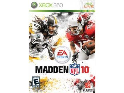 XBOX 360 Madden NFL 10