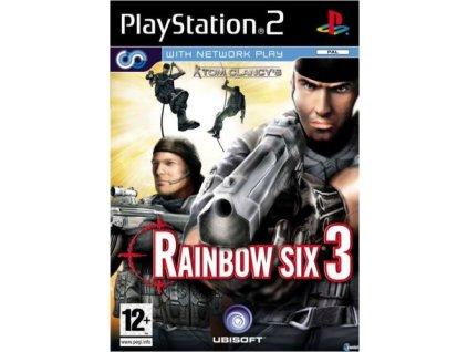 PS2 Tom Clancy's Rainbow Six 3