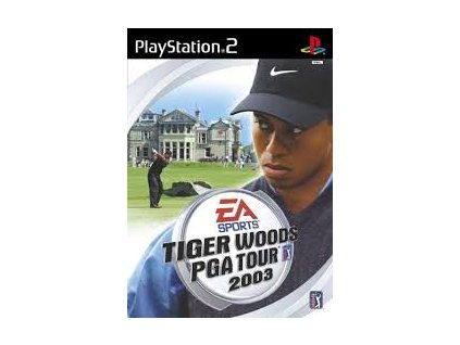 PS2 tiger woods 2003