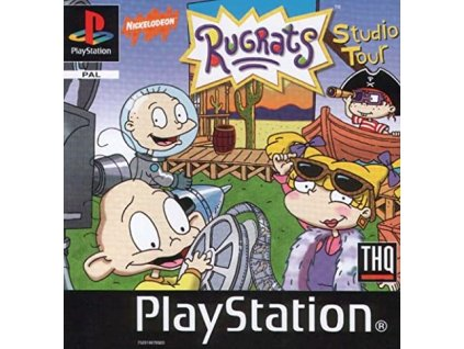 ps1 rugrats stusio tour