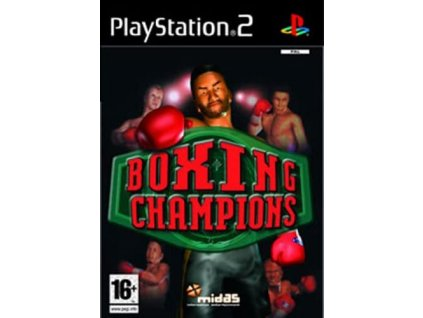 ps2 boxing champions