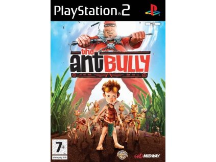 ps2 ant bully