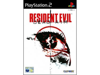 PS2 Resident Evil: Dead Aim