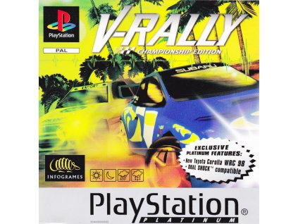 ps1 v rally platinum