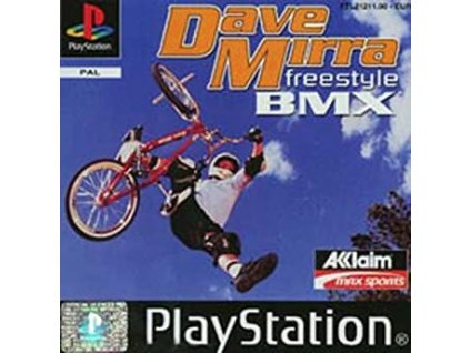 dave mirra ps1