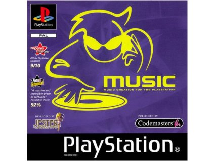 ps1 music