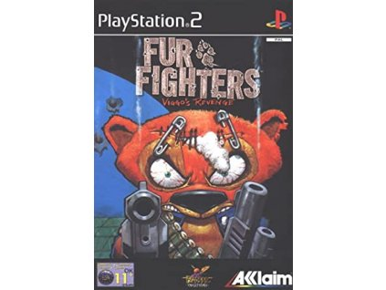 ps2 fur fighters