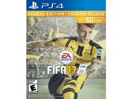 ps4 deluxe fifa 17