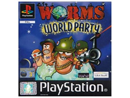 PS1 Worms World Party