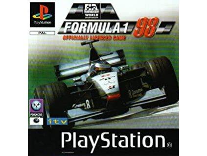 PS1 Formula One 98