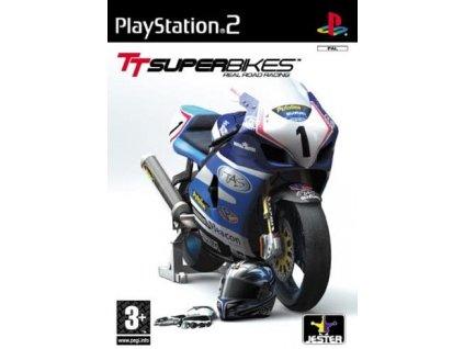 PS2 TT Superbikes: Real Road Racing