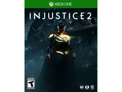 XBOX ONE Injustice 2 Steelbook edition