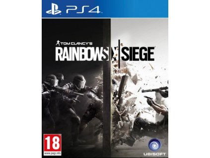 PS4 Tom Clancys Rainbow Six: Siege CZ