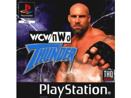 ps1 wcw thunder