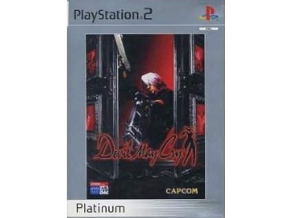 PS2 Devil May Cry PLATINUM