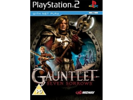 ps2 gauntlet seven sorrows