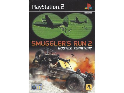 PS2 Smuggler's Run 2 Hostile Territory
