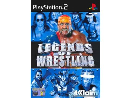 ps2 legends of wrestling