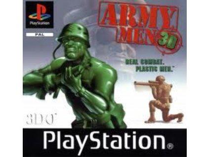 ps1 army men 3d