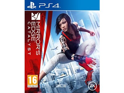 PS4 Mirror's Edge Catalyst (nová)