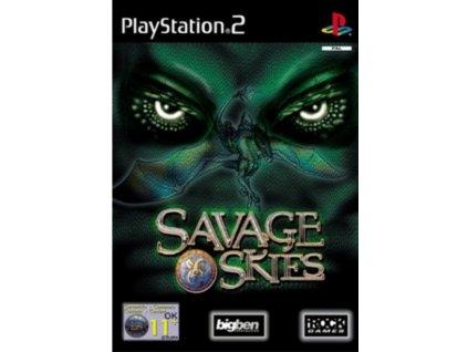 ps2 savage skies