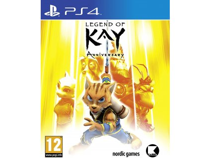 ps4 legend of kay