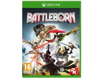 XBOX ONE Battleborn (nová)