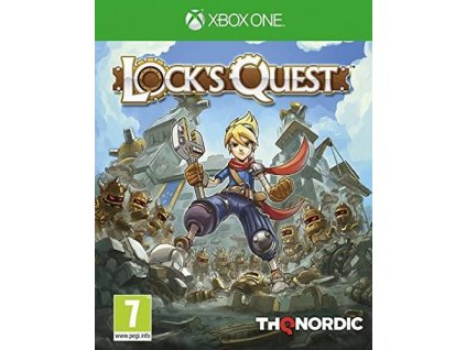 XBOX ONE locks quest