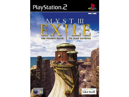 PS2 Myst 3 exile