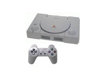 Playstation 1 (PSX) SCPH 1002