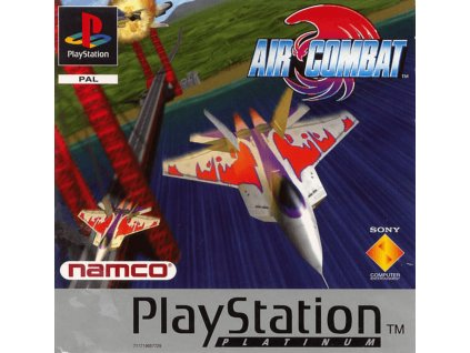 ps1 air combat platinum