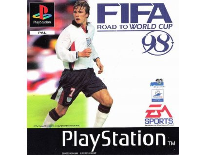 ps1 fifa road to world cup 98