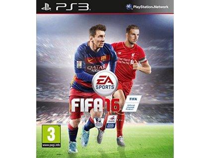 PS3 Fifa 16 CZ (nová)