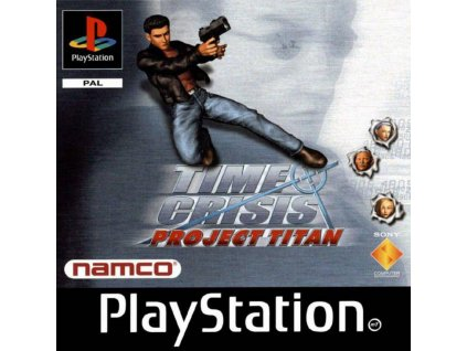 PS1 Time Crisis Project Titan