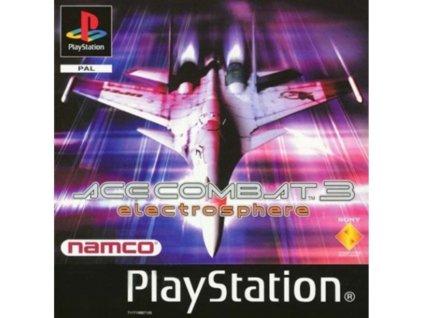 PS1 Ace Combat 3 Electrosphere