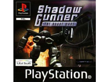 ps1 shadow gunner the robot wars