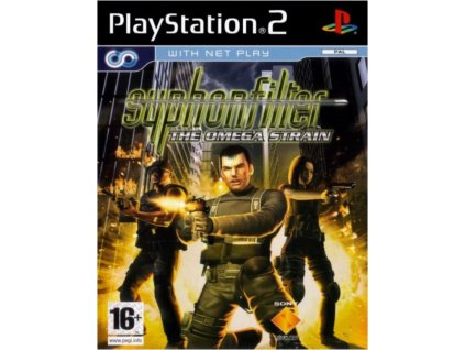 Syphon Filter The Omega Strain (PS2)