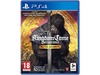 PS4 Kingdom Come: Deliverance (Royal Edition) CZ